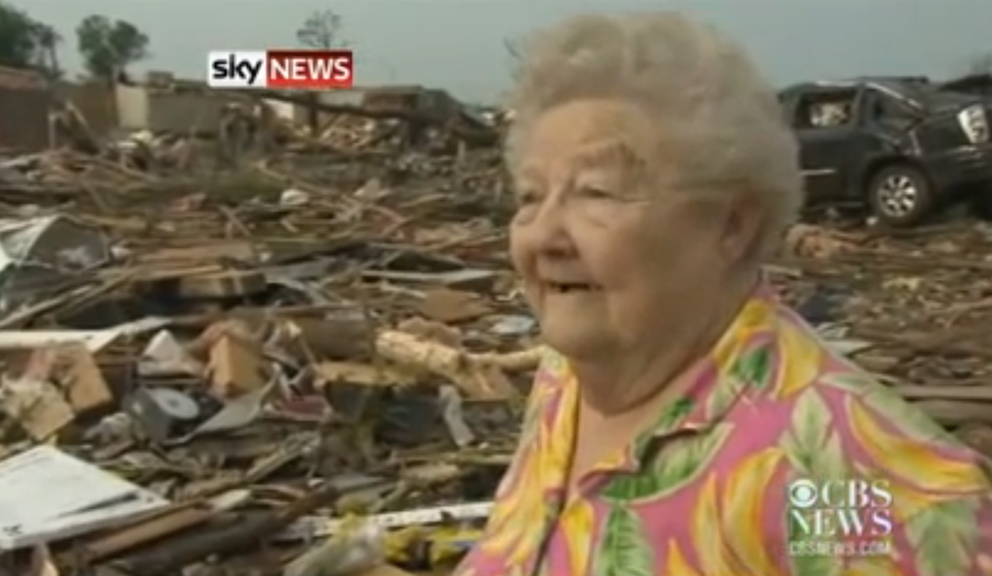 This Women Loses Almost Everything In A brutal Tornado… But Then A Miracle Happens!