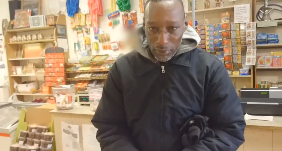 This Homeless Man 'Wins The Lottery'… The Heartwarming Response He Gives Will Melt Your Heart.