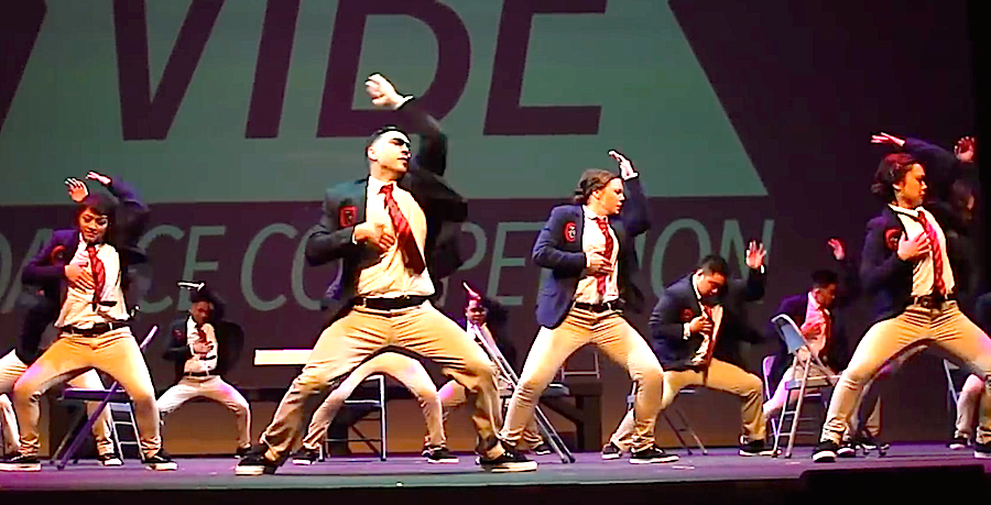 You'll NEVER Forget This Incredible Dance Showdown. There's No Way These Guys Are Human. WHOA…