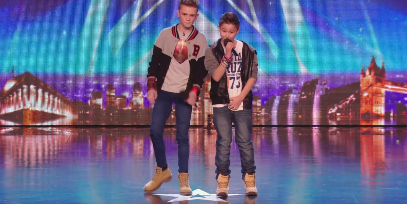 These British Boys Started Singing, Then Simon Did The Unthinkable And Blew Everyone Away!