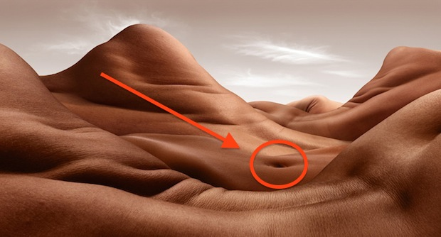 These Are Brown Dessert Hills. NOPE. Take A Closer Look And You'll Be Surprised. But Wait… What?!