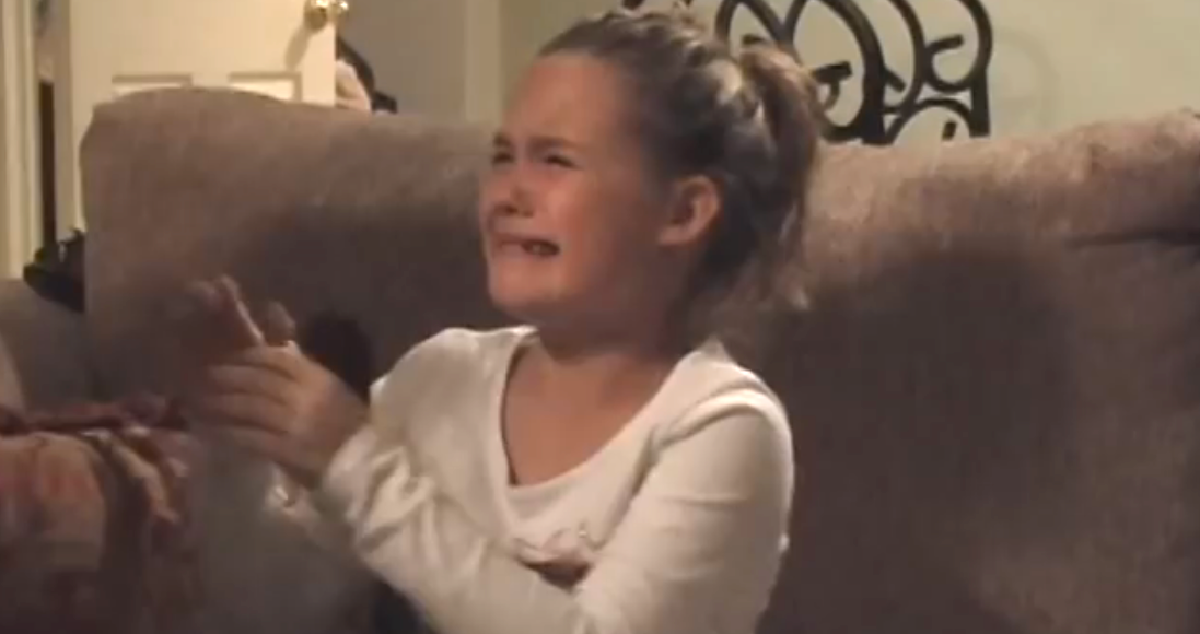 This Girls Response To A Letter From Her Parents Was All My Heart Could Take… And Now I'm Crying.