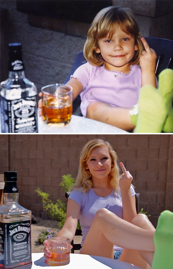 before-and-after-childhood-jack-daniels