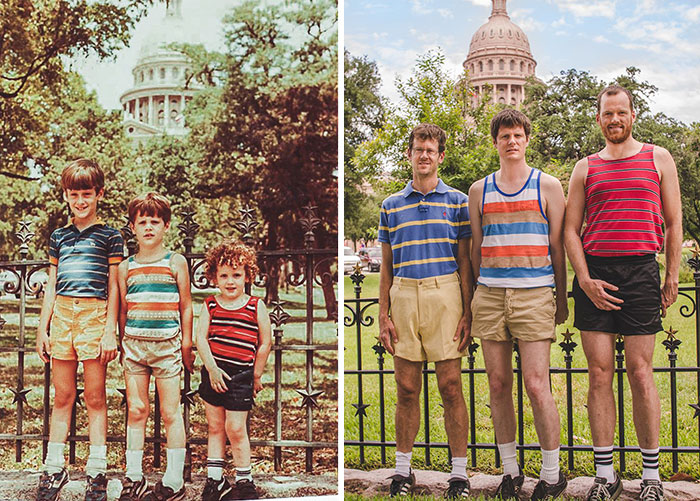 before-and-after-childhood-white-house