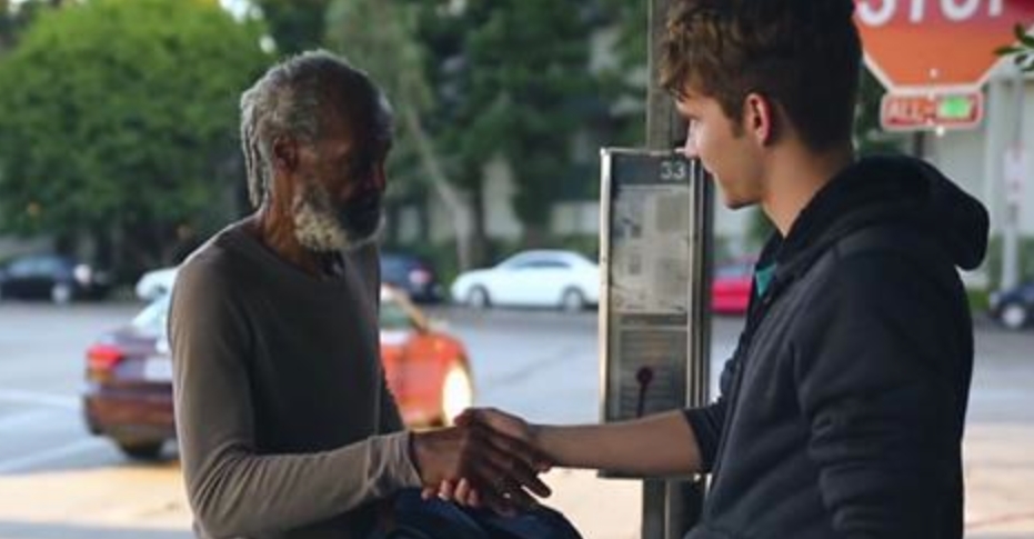 This Guy Does Something Brilliant For The Homeless That Everyone Should See. We Need More Of THIS…
