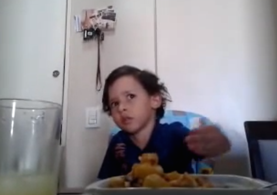 Little Boy Refused To Eat His Food. His Reason Brought His Mother To Tears, You've Got To Hear This…