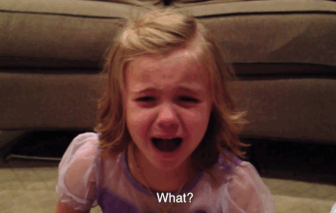 This Little Girl Freaks Out When She Realizes Her Baby Brother Will Grow Up Someday