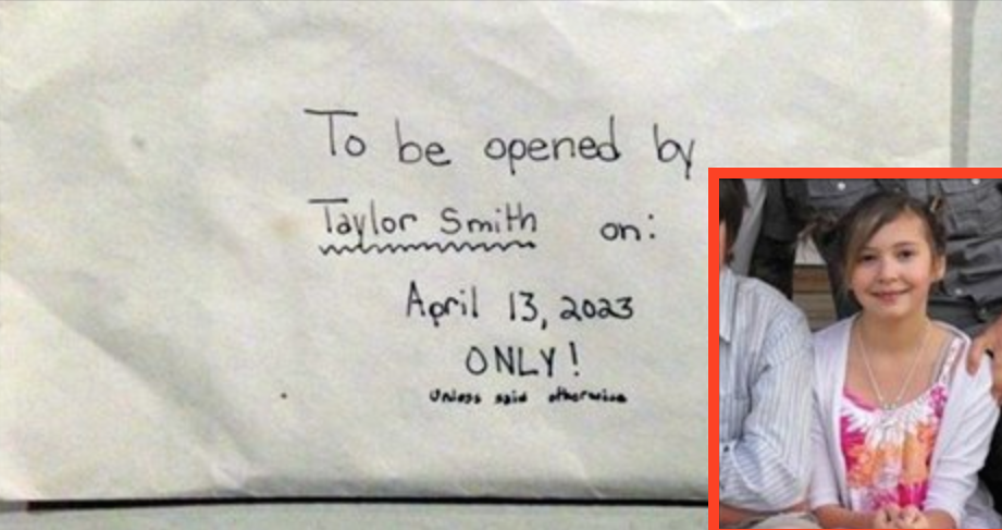 This 12 Year Old Girl Just Died, Then Her Parents Discovered A Letter That You'll NEVER Forget…