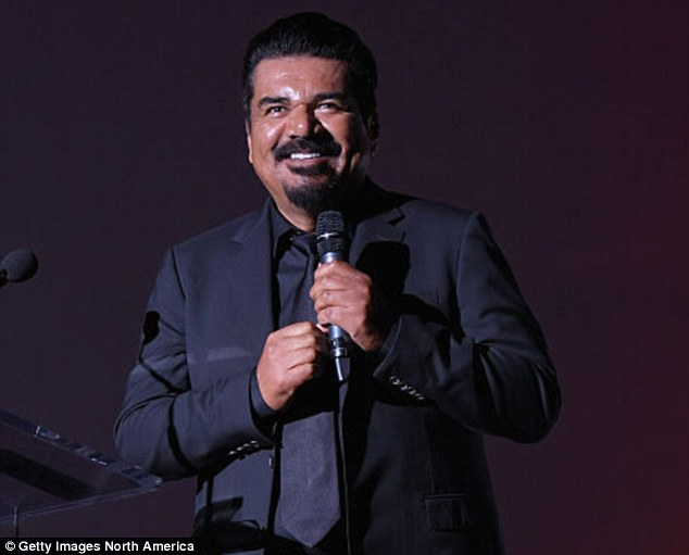 George Lopez will get a moving company when he makes his move after Trump wins